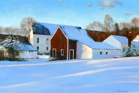 Harrison Village - Winterscapes