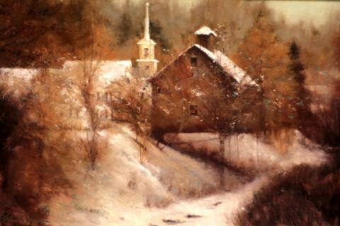 Spirit of Winter 24 x 26